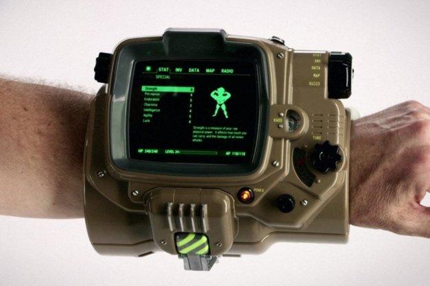 Fallout 4 - Pip-Boy real