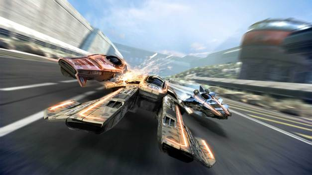 Fast Racing NEO - Keyshot