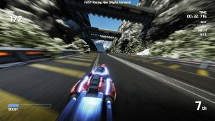 Fast Racing NEO - Screenshot (1)