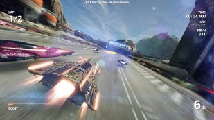 Fast Racing NEO - Screenshot (2)