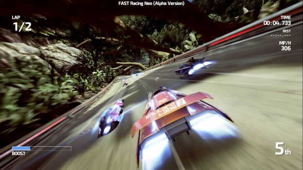Fast Racing NEO - Screenshot (3)