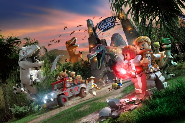 Lego Jurassic World (Videogame)