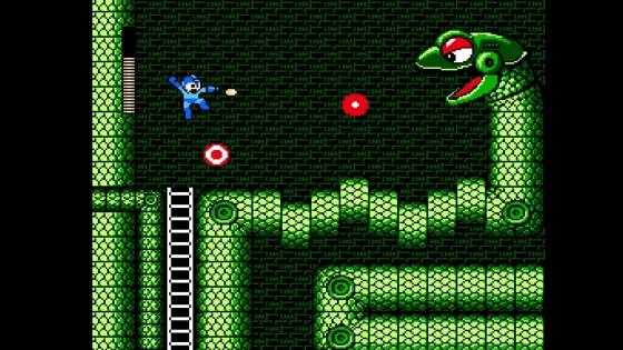 Mega Man Legacy Collection - Gameplay (Mega Man 3)