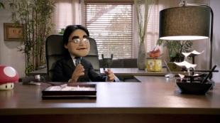 Nintendo Digital Event E3 2015 - Satoru Iwata muñeco