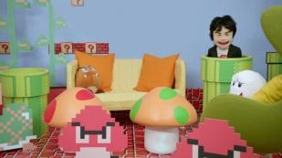 Nintendo Digital Event E3 2015 - Shigeru Miyamoto muñeco