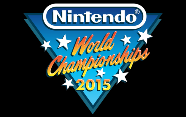 Nintendo World Championships 2015 - Logo
