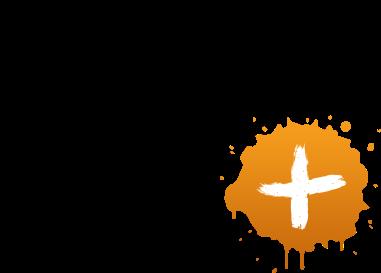 Pumped BMX + - Logo