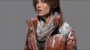 Rise of the Tomb Raider - Creacion personajes (2)