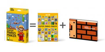 Super Mario Maker (Wii U) - Bundle