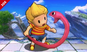 Super Smash Bros. for 3DS - Lucas (1)