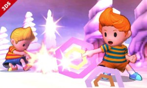 Super Smash Bros. for 3DS - Lucas (2)