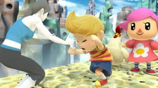 Super Smash Bros. for Wii U - Lucas (2)