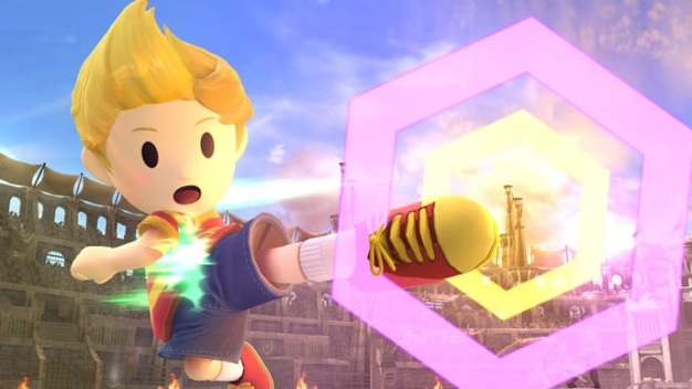 Super Smash Bros. for Wii U - Lucas