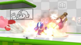 Super Smash Bros. for Wii U - Miiverse Stage (4)