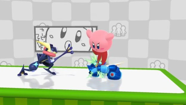 Super Smash Bros. for Wii U - Miiverse Stage (5)