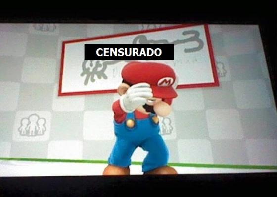 Super Smash Bros for Wii U - Miiverse stage NSFW