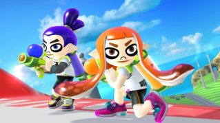 Super Smash Bros. for Wii U - Splatoon skin DLC (1)