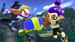 Super Smash Bros. for Wii U - Splatoon skin DLC (3)