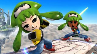 Super Smash Bros. for Wii U - Splatoon skin DLC (4)