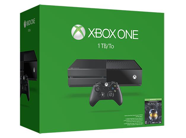 Xbox One - Modelo 1 TB
