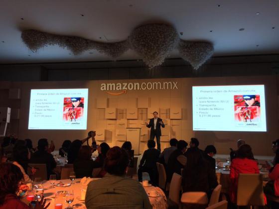 Amazon Mexico - Primera compra amiibo de Ike