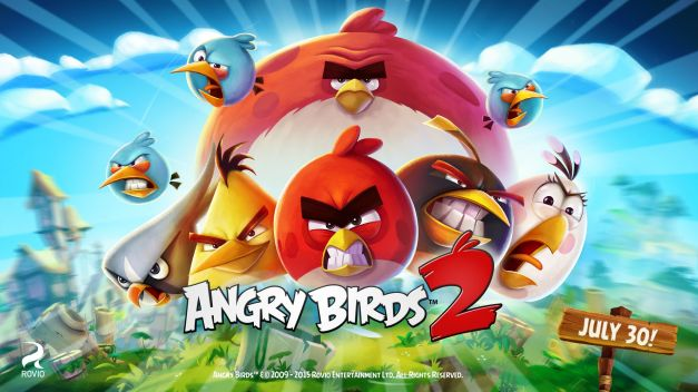 Angry Birds 2 - Promocional