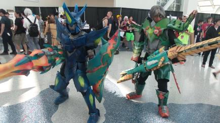 Anime Expo 2015 - Galeria Cosplay (1)