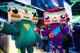 Cobertura E3 2015 - Booth Babes (36)