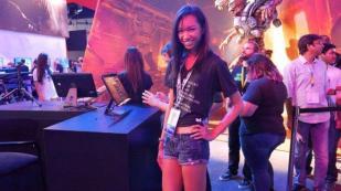 Cobertura E3 2015 - Booth Babes (8)