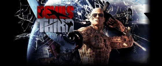 Devil's Third - Wallpaper