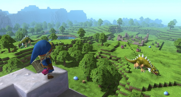 Dragon Quest Builders - Screenshot