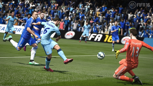 FIFA 16 - Screenshot