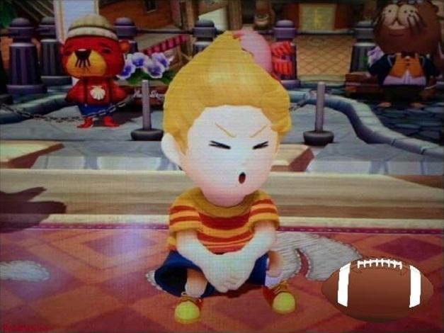 Lucas - La bola en la ingle