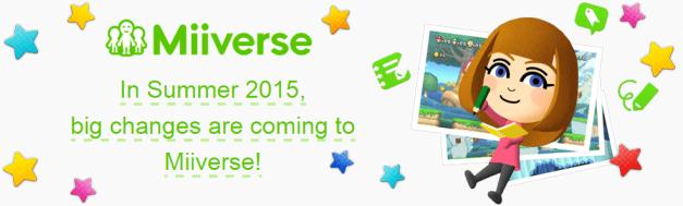 Miiverse - Nueva actualizacion verano 2015