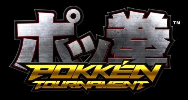 Pokken Tournament - Logo