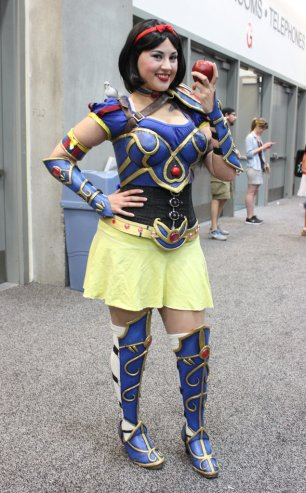 San Diego Comic Con 2015 - Galeria Cosplays (40)