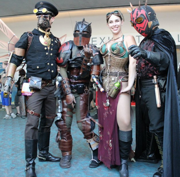 San Diego Comic Con 2015 - Galeria Cosplays (9)