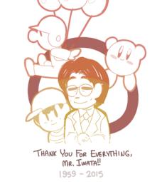 Satoru Iwata - Despedida (2)