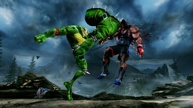 Killer Instinct - Rash (Battletoads)