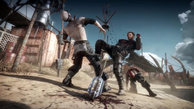 Mad Max (Videojuego 2015) - Screenshot