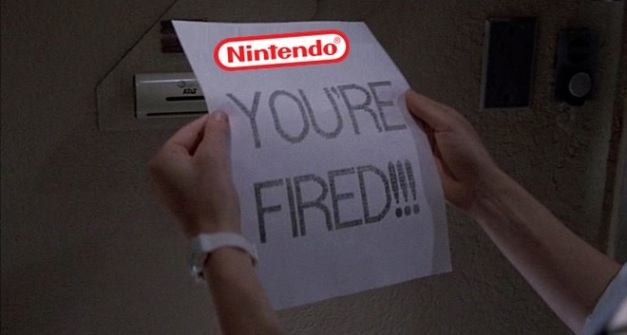 Nintendo - Chris Pranger despedido