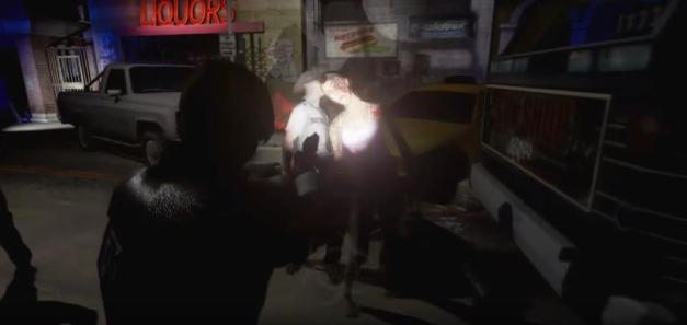 Resident Evil 2 Reborn - Gameplay screenshot