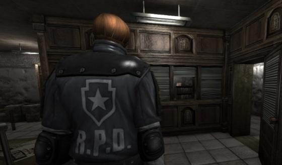 Resident Evil 2 Reborn - Screenshot
