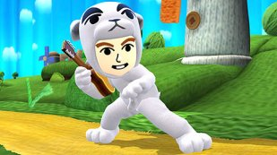 Super Smash Bros. for Wii U & 3DS - Trajes actualizacion Julio 2015 (DLC) (2)