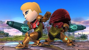 Super Smash Bros. for Wii U & 3DS - Trajes actualizacion Julio 2015 (DLC) (3)