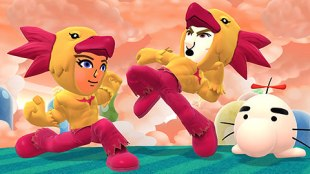 Super Smash Bros. for Wii U & 3DS - Trajes actualizacion Julio 2015 (DLC) (7)