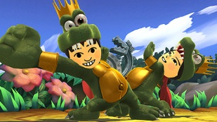 Super Smash Bros. for Wii U & 3DS - Trajes actualizacion Julio 2015 (DLC) (8)