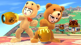 Super Smash Bros. for Wii U & 3DS - Trajes actualizacion Julio 2015 (DLC) (9)