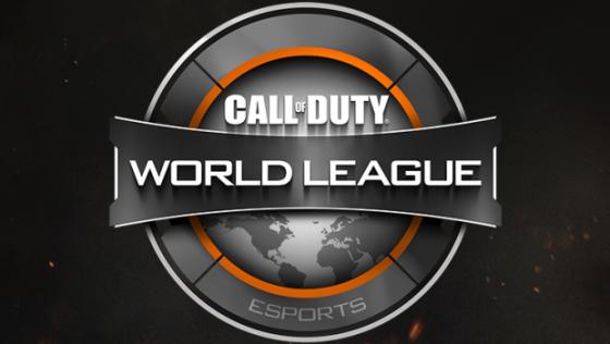 Call of Duty World League - Logo