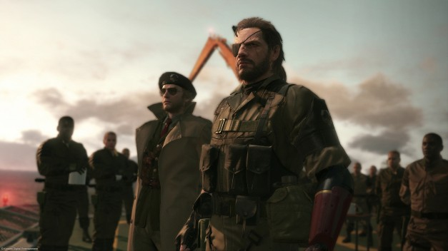 Metal Gear Solid V The Phantom Pain - Screenshot